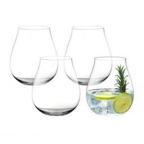 Gin & tonic -glas, 4 st
