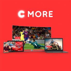 C More - 1 månad