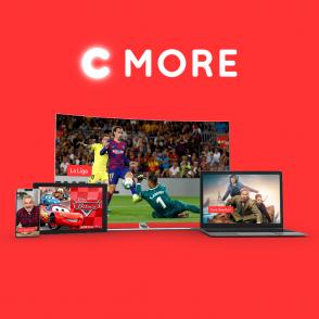 C More Familj Mycket Sport - 3 månader