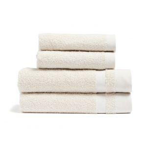 Aberdeen handuksset re-used cotton beige