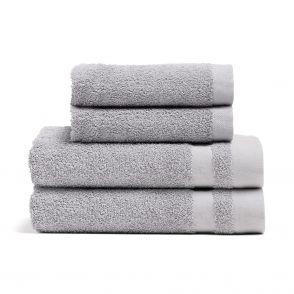 Aberdeen handuksset re-used cotton grey