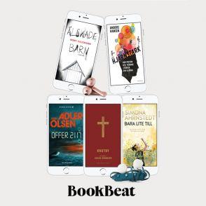 BookBeat Premium - 2 månader