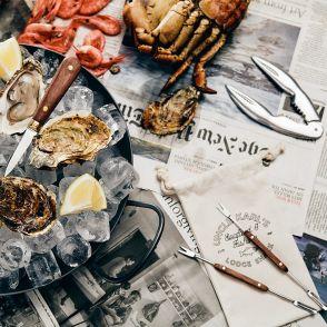 Cape skaldjursset