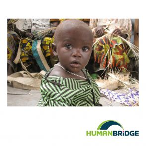Human Bridge - Hygienkit till flyktingar i nöd
