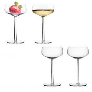 Iittala Essence cocktailskål 4-pack