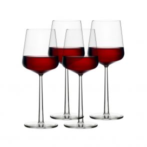 Iittala Essence rödvinsglas, 4 st