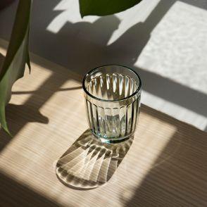Iittala Raami glas i återvunnet glas 2 st