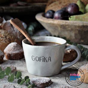 Majas Cottage Gofika mugg med handtag, 2 st