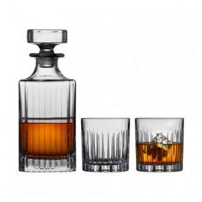 Lyngby Whiskyset Mayfair 3 delar
