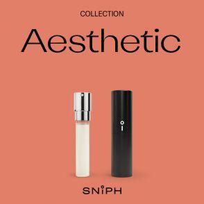 Sniph parfymprenumeration 1 månad: Aesthetic