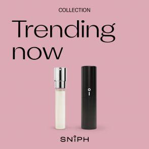 Sniph parfymprenumeration 3 månader: Trending Now