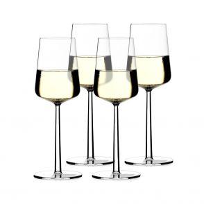 Iittala Essence vitvinsglas 4-pack